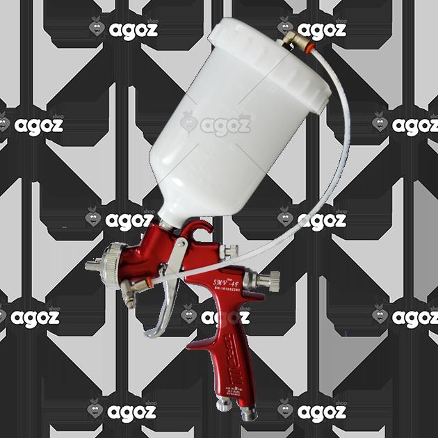 pistola smv4000 con tazza pressurizzata