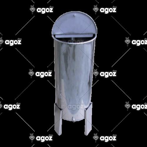 contenitore per vernici inox