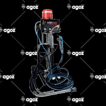 VTP01036 pompa airless a pistone VTP 010 con allestimento airmix-min