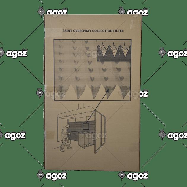 filtro pieghettato technicis