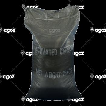 sacco 25kg carbone attivo vergine