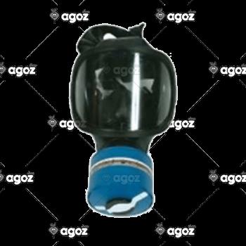 maschera completa antisolvente