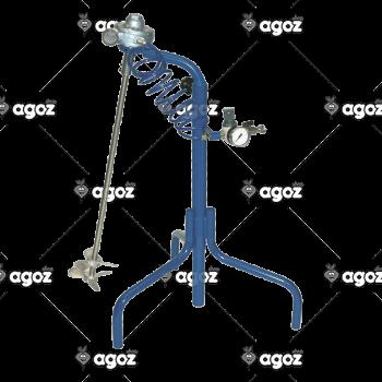 agitatore pneumatico