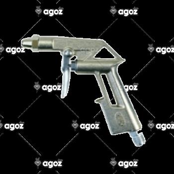pistola soffiaggio corpo alluminio