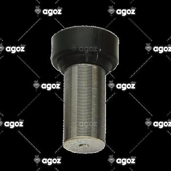 filtro lamellare nero