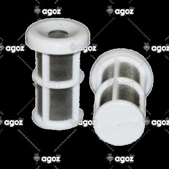 filtro nylon rete inox
