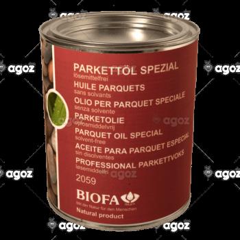olio per parquet biofa 2059