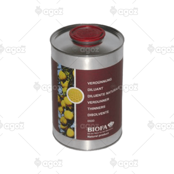 diluente naturale biofa 0500