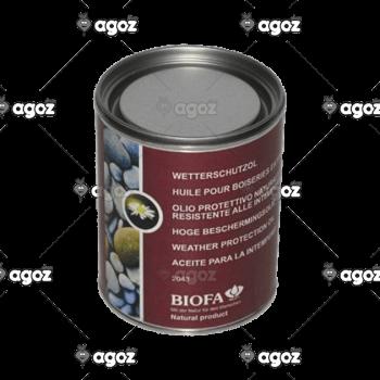olio per esterni biofa 2053