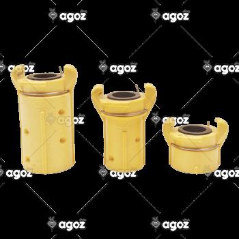 OX1040 raccordo rapido nylon