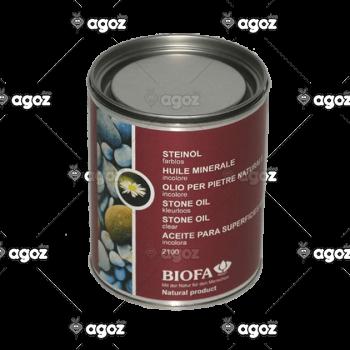 olio da pietre biofa 2100