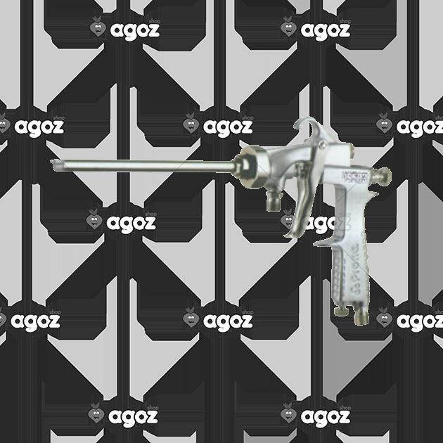 pistole con prolunghe