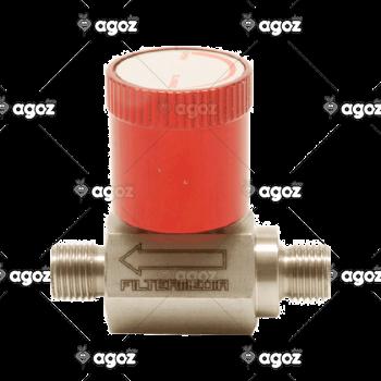 023006-023007 valvola regolazione sfera inox