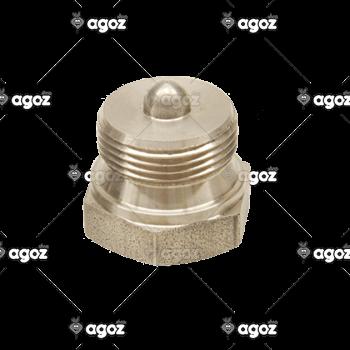 400448R tappo inox per valvola di compressione diam14