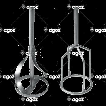 UG12025-FM120130 mescolatore a gabbia e mescolatore circolare
