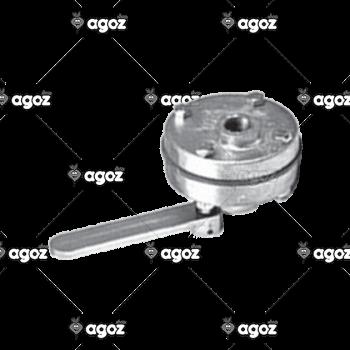 401101 valvola regolazione abrasivo RAC-7