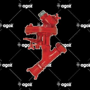 401195 gruppo miscelazione abrasivo