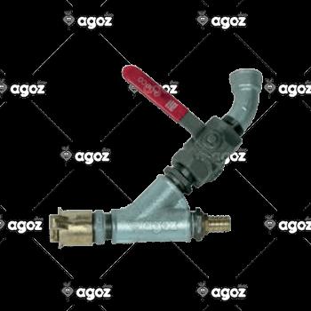 401196-401198 gruppo miscelazione abrasivo