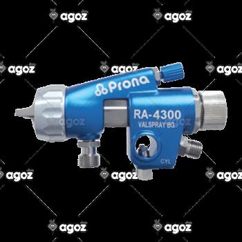 RA4300XX - RA4003XX aerografo automatico RA4300 - RA4300 HVLP