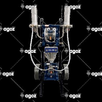 VS2B001 pompa bicomponente VS-2B ECO