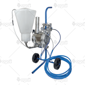 212403 pompa a membrana VS 25 - VS 25 WH allestimento serbatoio-min