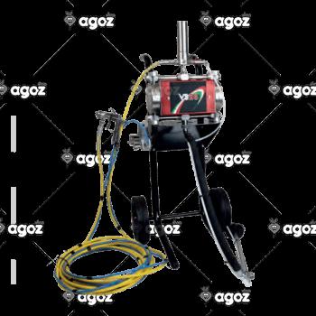 212495-3-1 - 212495A-3-1 pompa a membrana VS 28 e VS 28 INOX allestimento pescante-min